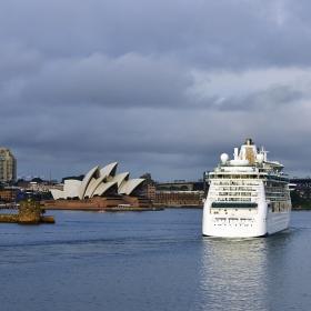 Sydney morning...