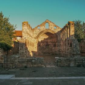 Несебър - Византийска църква
