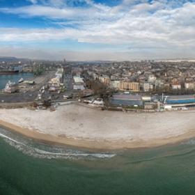 Варна през януари