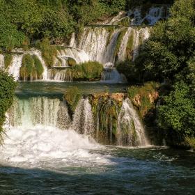 Slapovi Krke, Croatia