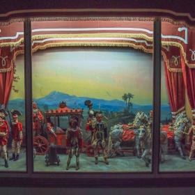 The Puppet Theater On Borromeo Palace - Куклен театър в двореца Боромео