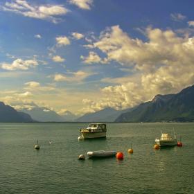 На брега на Женевското езеро - 2