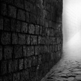 светлина в тунела