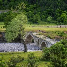 Старият мост на река Боровица