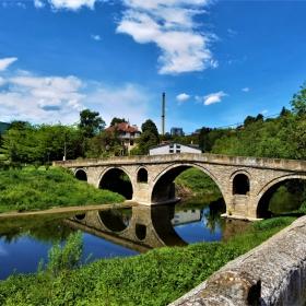 Мостът в Дряново