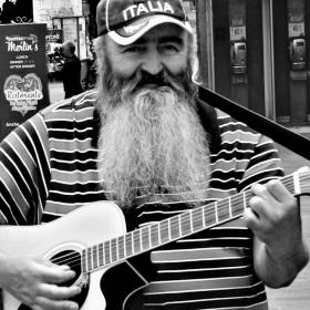 музикантът