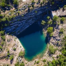 Мраморното езеро